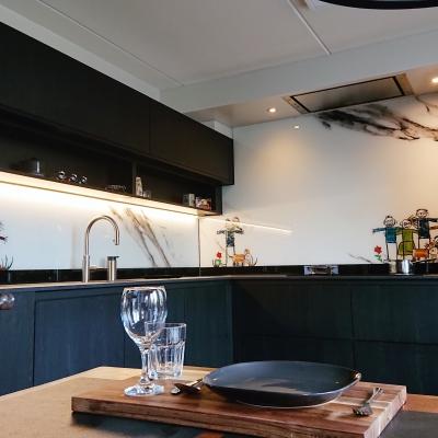 Keuken achterwand (privé)