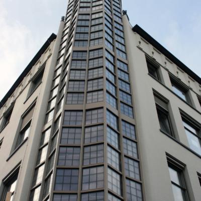 Glas toren ING Utrecht